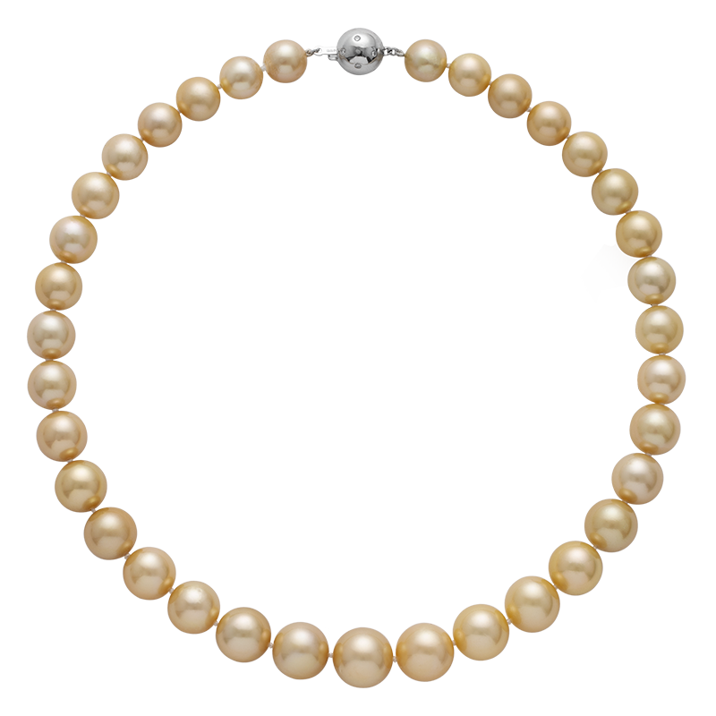 South Sea Pearl Necklace (SOLD)